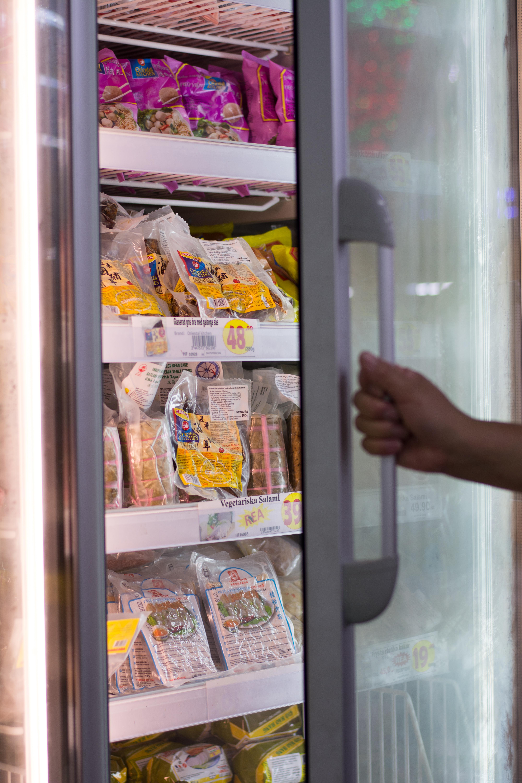 hungfat-kylskåp