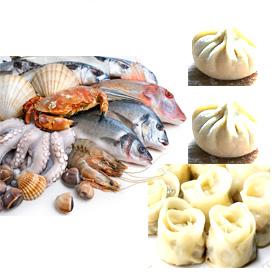 Övrigt Fryst ( seafood,deg....)