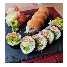 Varor för Sushi restaurang